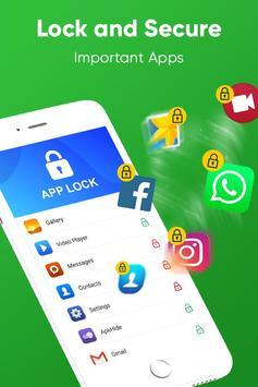 AppLock - Lock Apps,Fingerprint,PIN,Pattern Lock screenshot 1