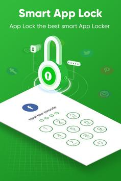 AppLock - Lock Apps,Fingerprint,PIN,Pattern Lock screenshot 3
