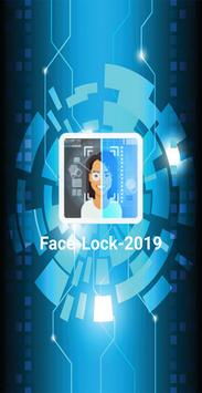 Face ID Lock Screen 2019 Pro - Face Lock poster