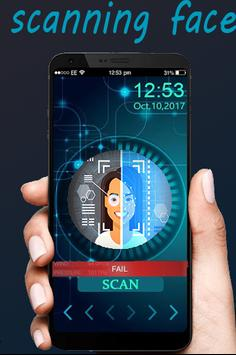 Face ID Lock Screen 2019 Pro - Face Lock screenshot 2