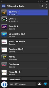 Radio El Salvador - AM FM Online ポスター