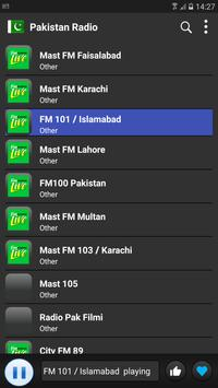 Radio Pakistan - AM FM Online poster