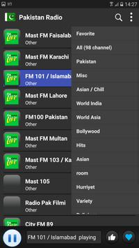Radio Pakistan - AM FM Online screenshot 1