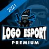 Logo Esport Premium ikona