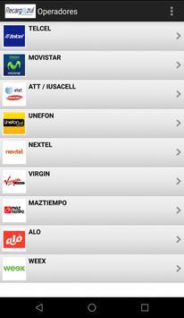 Recargazul - Tiempo Aire Electrónico screenshot 2