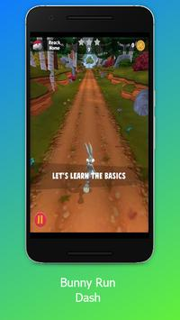 Bunny Toons Run -  Dash poster