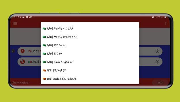 UT Loop VPN screenshot 6