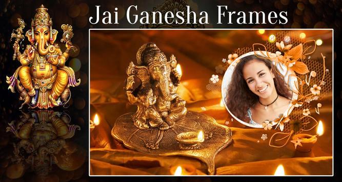Ganesh Photo Frames poster
