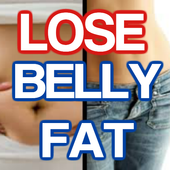 Lose Belly Fat Guide أيقونة