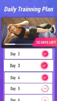 Lose Belly Fat in 30 Days - Flat Stomach screenshot 2