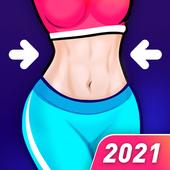 Afvallen in 30 Dagen - Gewicht Verliezen-icoon