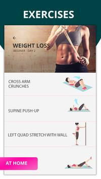 Lose Weight in 28 days syot layar 1