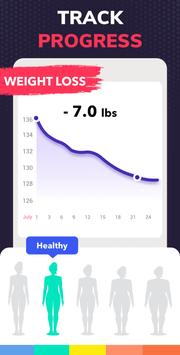 Lose Weight App for Women screenshot 4