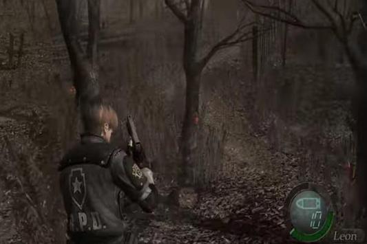 Walkthrough Resident Evil 4 poster