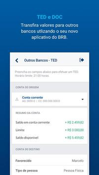 Banco BRB (Mobile) screenshot 2