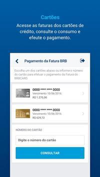 Banco BRB (Mobile) screenshot 4