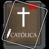 La Santa Biblia Católica icône