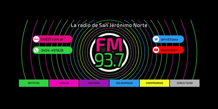 FM 93.7 San Jerónimo Norte screenshot 1