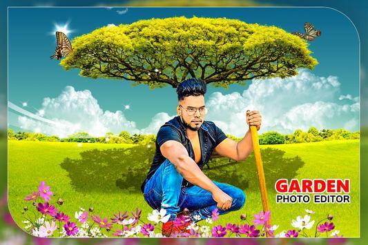 Garden Photo Editor: Garden photo frame screenshot 7