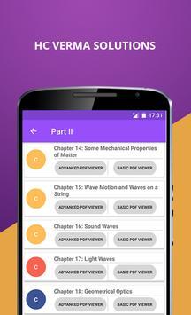 HC Verma Solutions screenshot 3