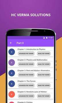 HC Verma Solutions screenshot 1