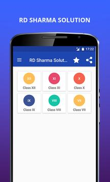 RD Sharma Solutions screenshot 1