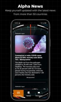 Alpha Hybrid Launcher screenshot 12