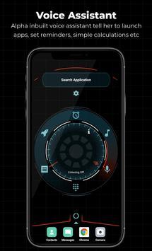 Alpha Hybrid Launcher screenshot 7