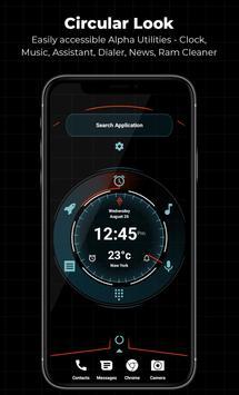 Alpha Hybrid Launcher screenshot 8