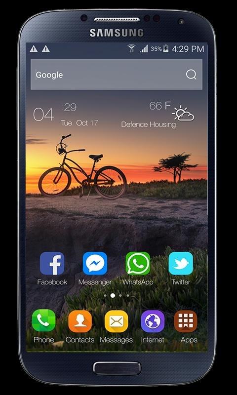 Theme for OPPO F5 Launcher for Android - APK Download