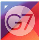 Launcher & Theme LG G7