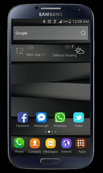Launcher Galaxy Note10 Theme poster