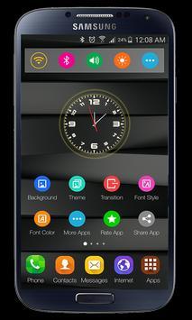 Launcher Galaxy Note10 Theme screenshot 1