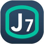 Launcher & Theme Galaxy J7 Pro icon