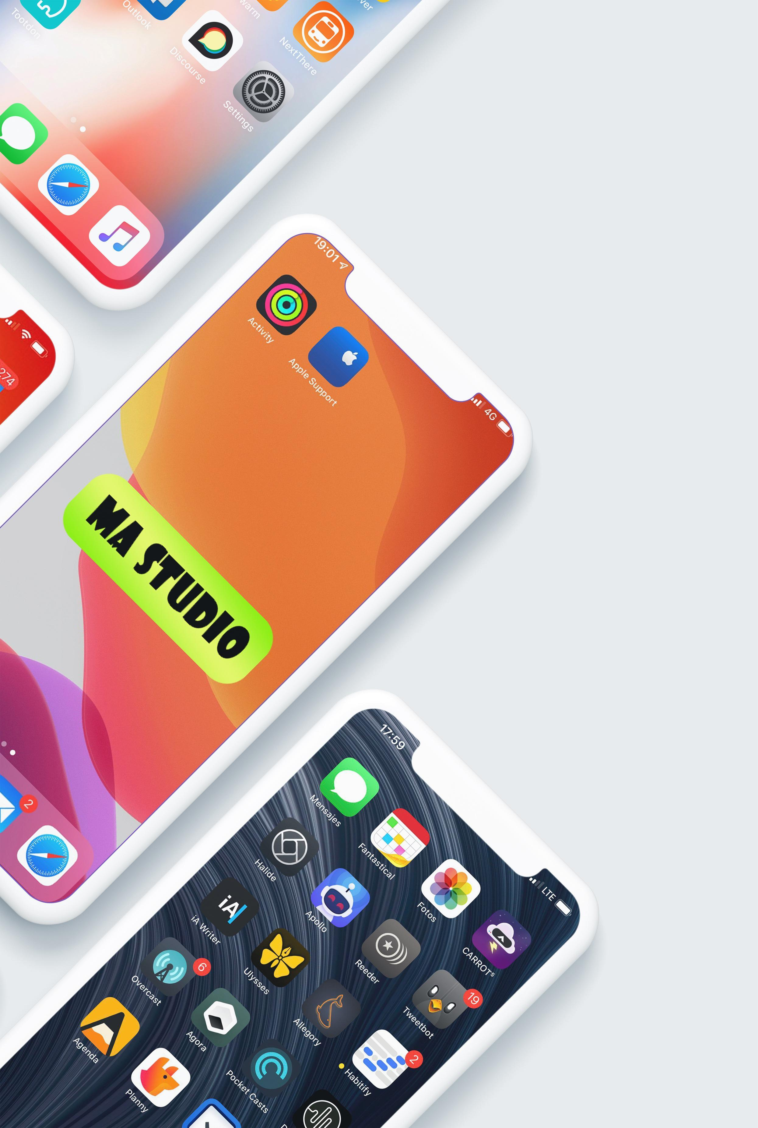 IOS 1 Theme, ICON PACK for IOS 1 for Android - APK Download