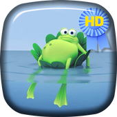Lazy Frog Live Wallpaper icon