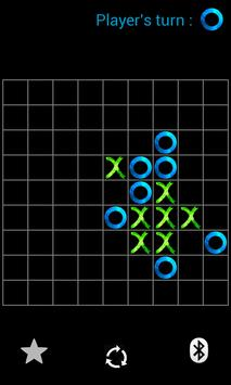 XO Game bluetooth screenshot 1