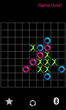 XO Game bluetooth screenshot 2