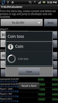 TCGLifeCalculator screenshot 4