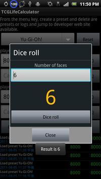 TCGLifeCalculator screenshot 3