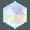 Kaleidoscopic biểu tượng