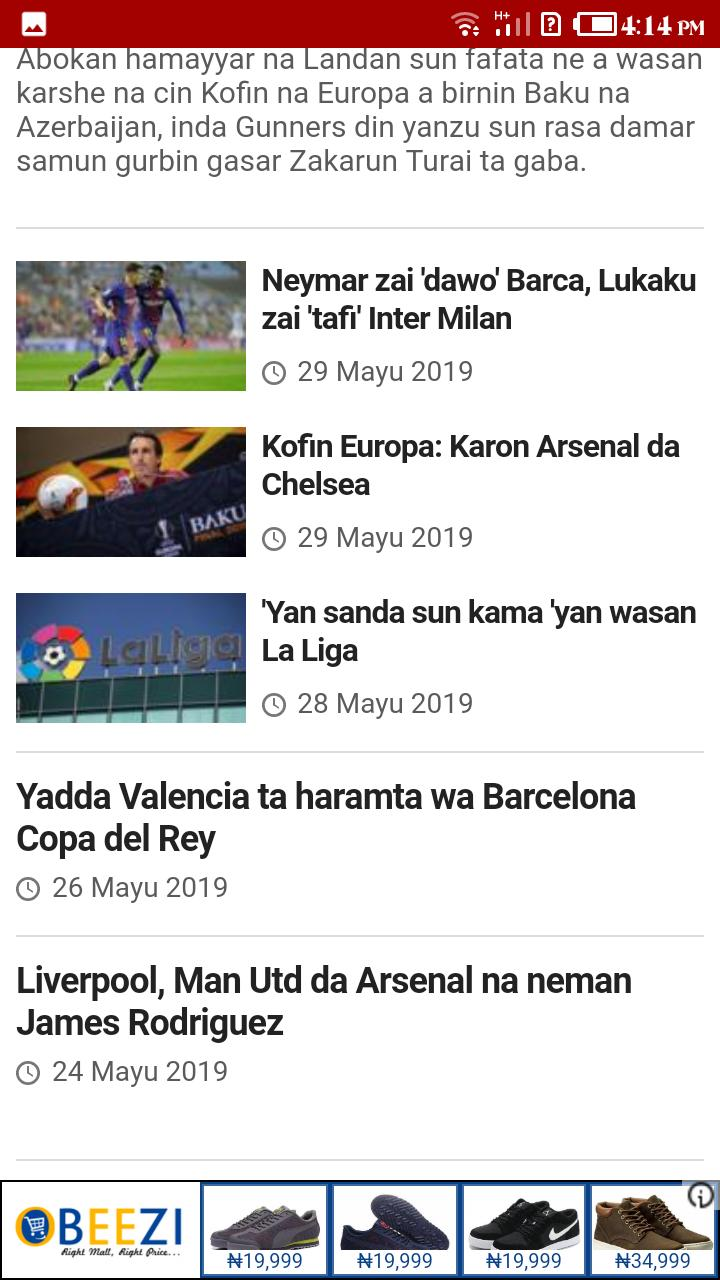 BBC hausa - labarai for Android - APK Download