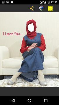 Girls Hijab Modeling screenshot 15