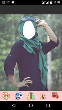 Girls Hijab Modeling screenshot 2