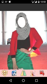 Girls Hijab Modeling screenshot 3