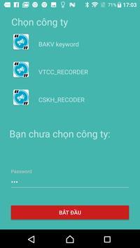 Recorder for AI screenshot 1