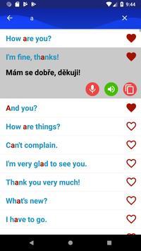 Learn Czech Fast and Free screenshot 2