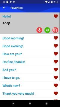 Learn Czech Fast and Free screenshot 3