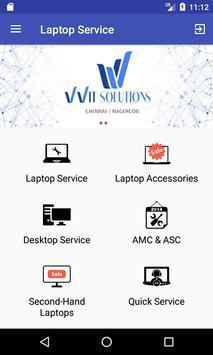 Laptop Service screenshot 1