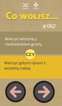 Co Wolisz? screenshot 4